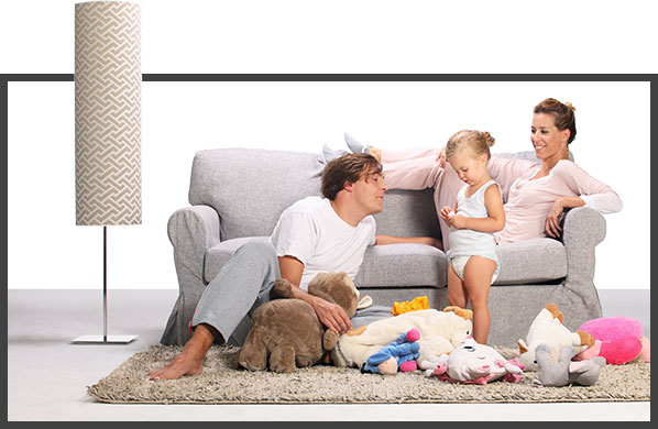Carpet & Upholstery Professional Cleaning Services